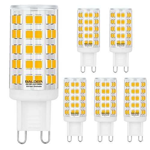 G9 Led Light Bulb Dimmable 4w35w Halogen Equivalent