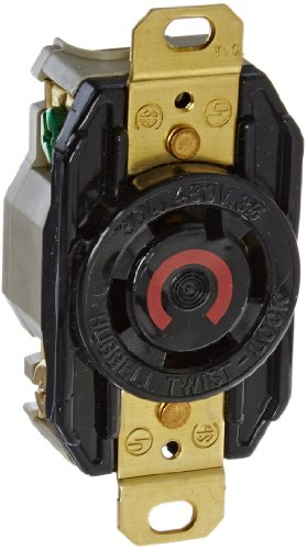 Hubbell Wiring Systems Hbl2730 Twist