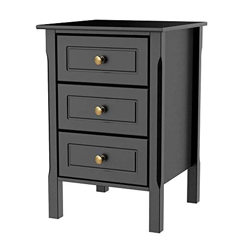 Black Sonoma Tall 6 Drawer Chest Etramay